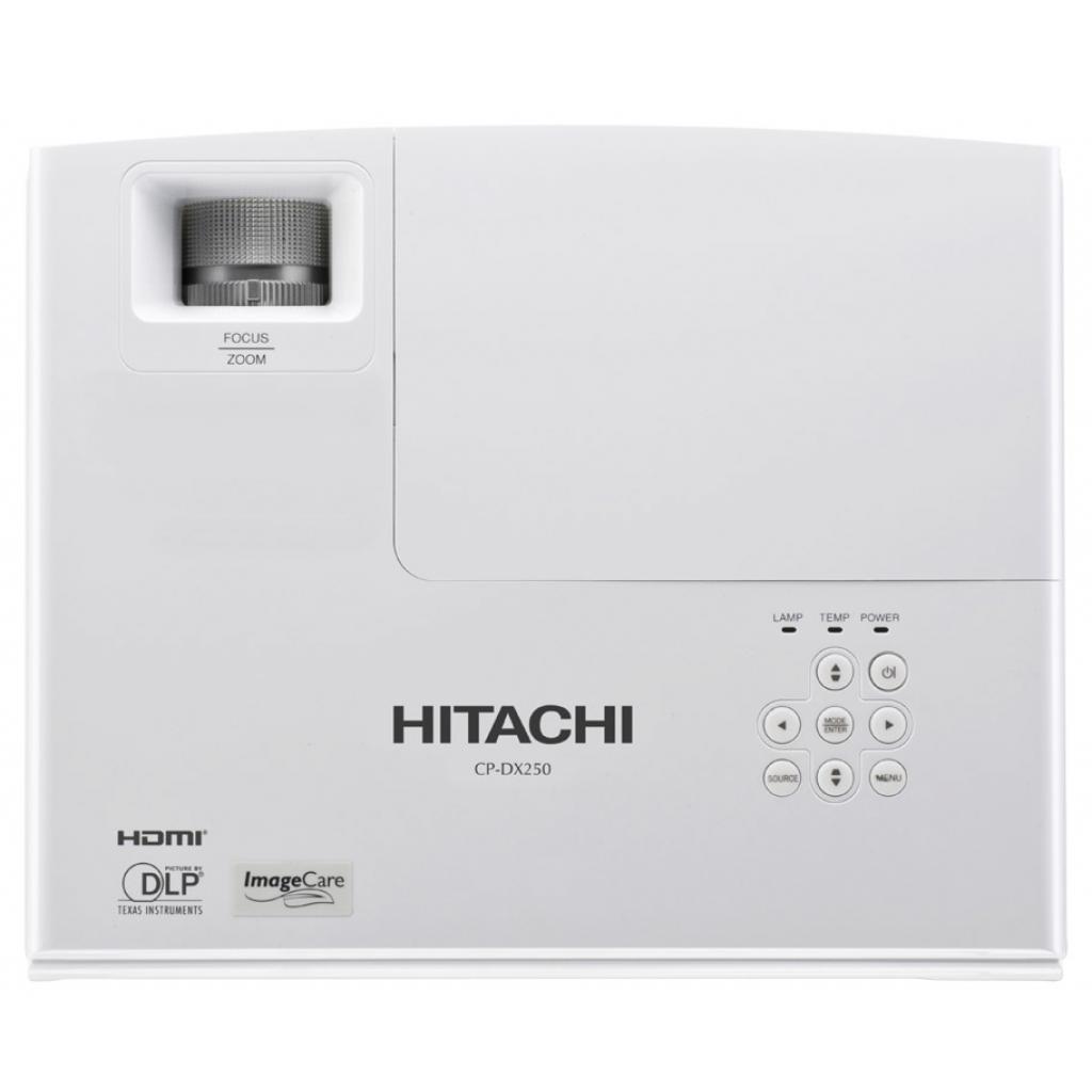 Проектор Hitachi HGST CP-DX250 изображение 5