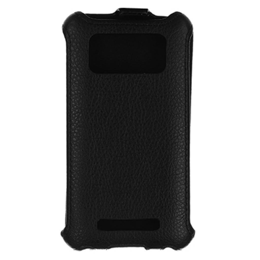 Чехол для моб. телефона для HTC Desire 400 (Black) Lux-flip Drobak (218893) изображение 2