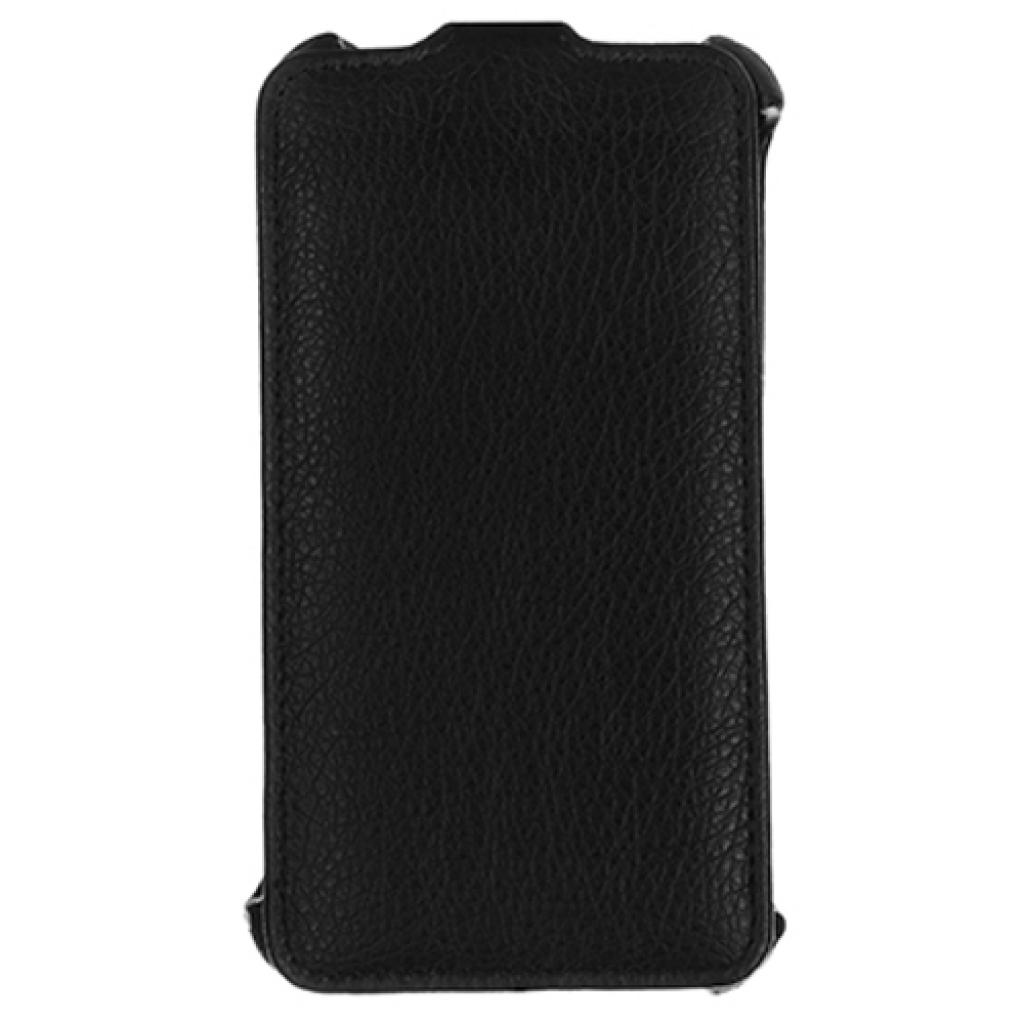 Чехол для моб. телефона для HTC Desire 400 (Black) Lux-flip Drobak (218893)