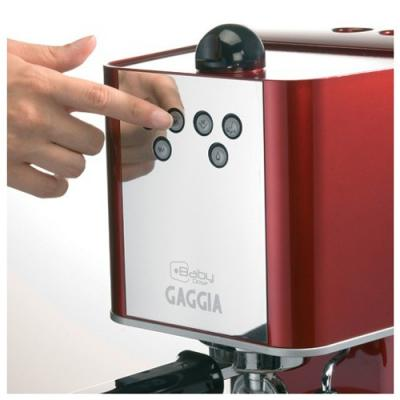 Кофеварка Gaggia New Baby Dose red изображение 4