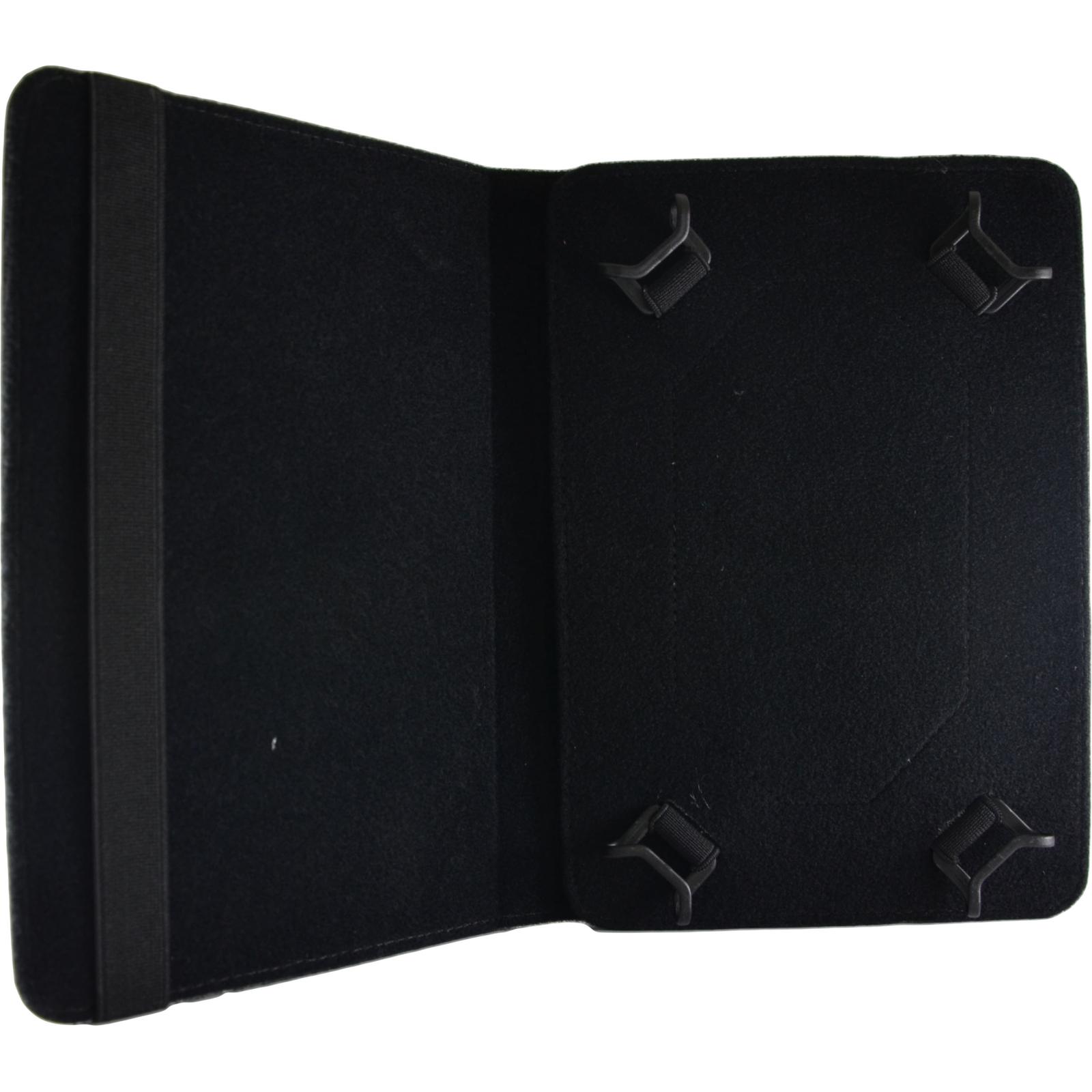 """Чехол для планшета Pro-case Чохол планшету універсальний Pro-case case fits up 10"""" black (UNS-022) изображение 3"""