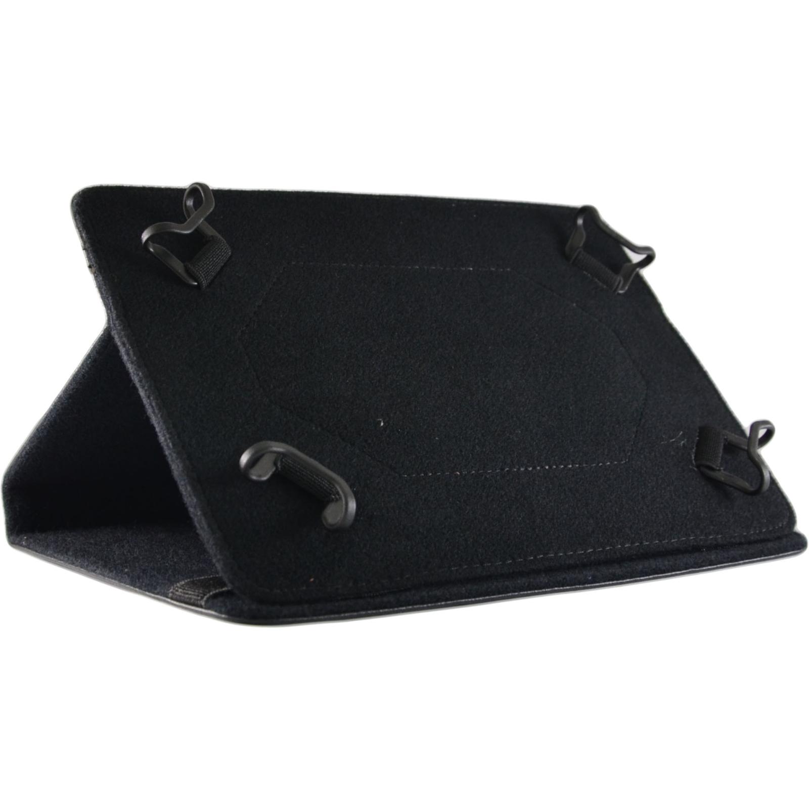 """Чехол для планшета Pro-case Чохол планшету універсальний Pro-case case fits up 10"""" black (UNS-022) изображение 4"""
