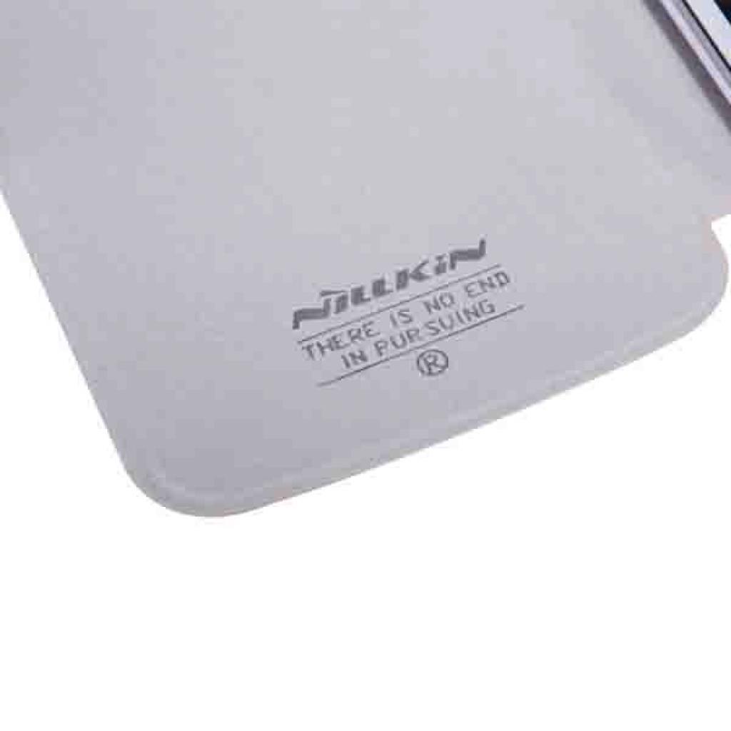 Чехол для моб. телефона NILLKIN для Huawei G730/Fresh/ Leather/Yellow (6147647) изображение 5