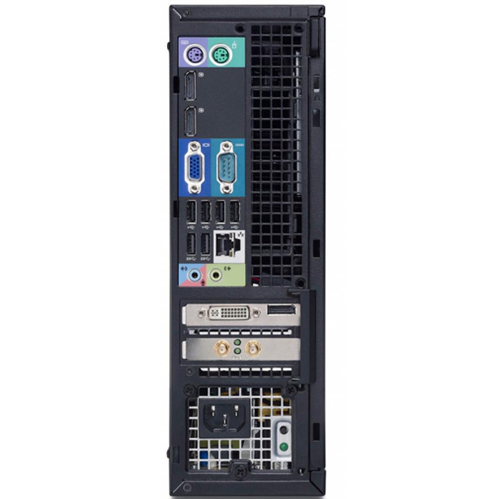 Компьютер Dell OptiPlex 9020 SFF (210-SF9020-i5W) изображение 4
