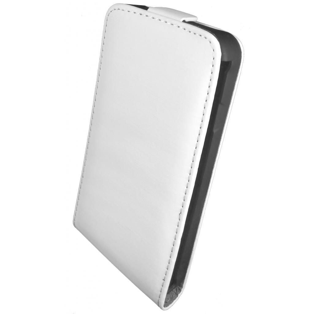 Чехол для моб. телефона GLOBAL для Samsung i9070 Galaxy S Advance (белый) (1283126446474) изображение 2