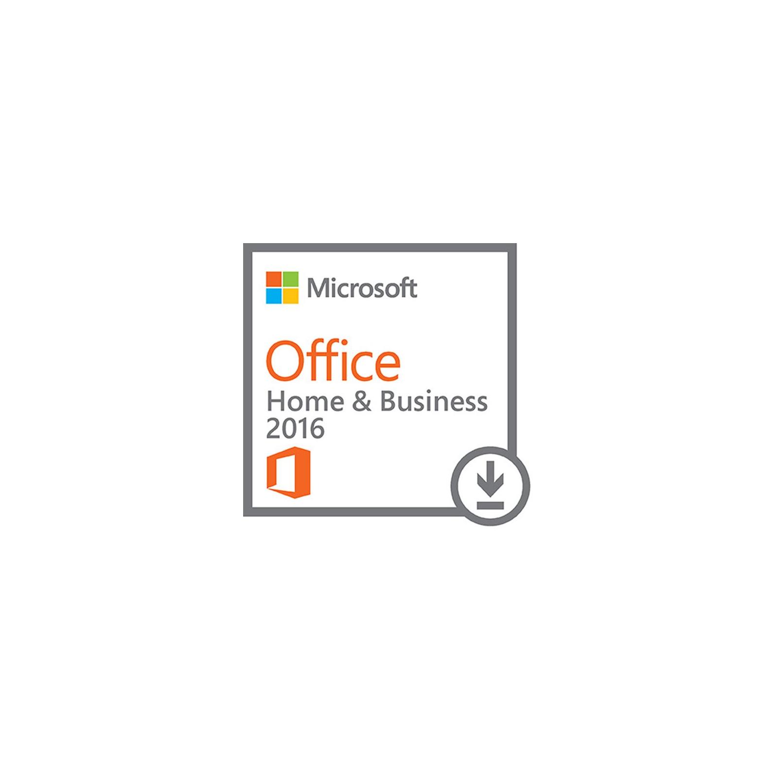 Офісний додаток Microsoft Office Home and Business 2016 Win AllLng PKLic Onln Конверт (T5D-02322-ESD)