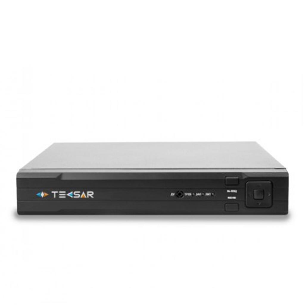 Комплект видеонаблюдения Tecsar AHD 6OUT-DOME LUX (6646) изображение 2