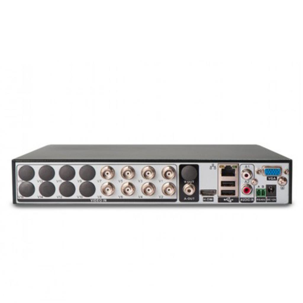 Комплект видеонаблюдения Tecsar AHD 6OUT-DOME LUX (6646) изображение 3