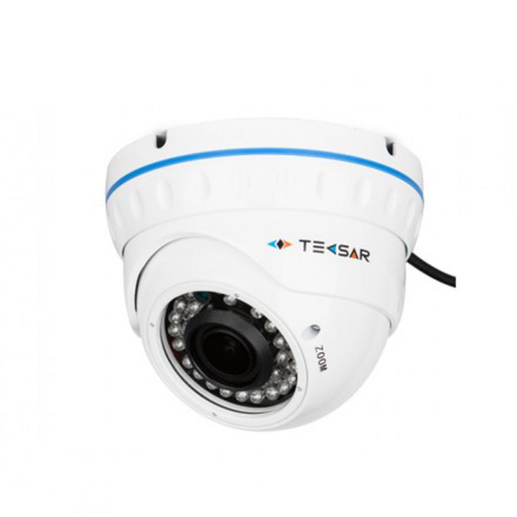 Комплект видеонаблюдения Tecsar AHD 6OUT-DOME LUX (6646) изображение 4