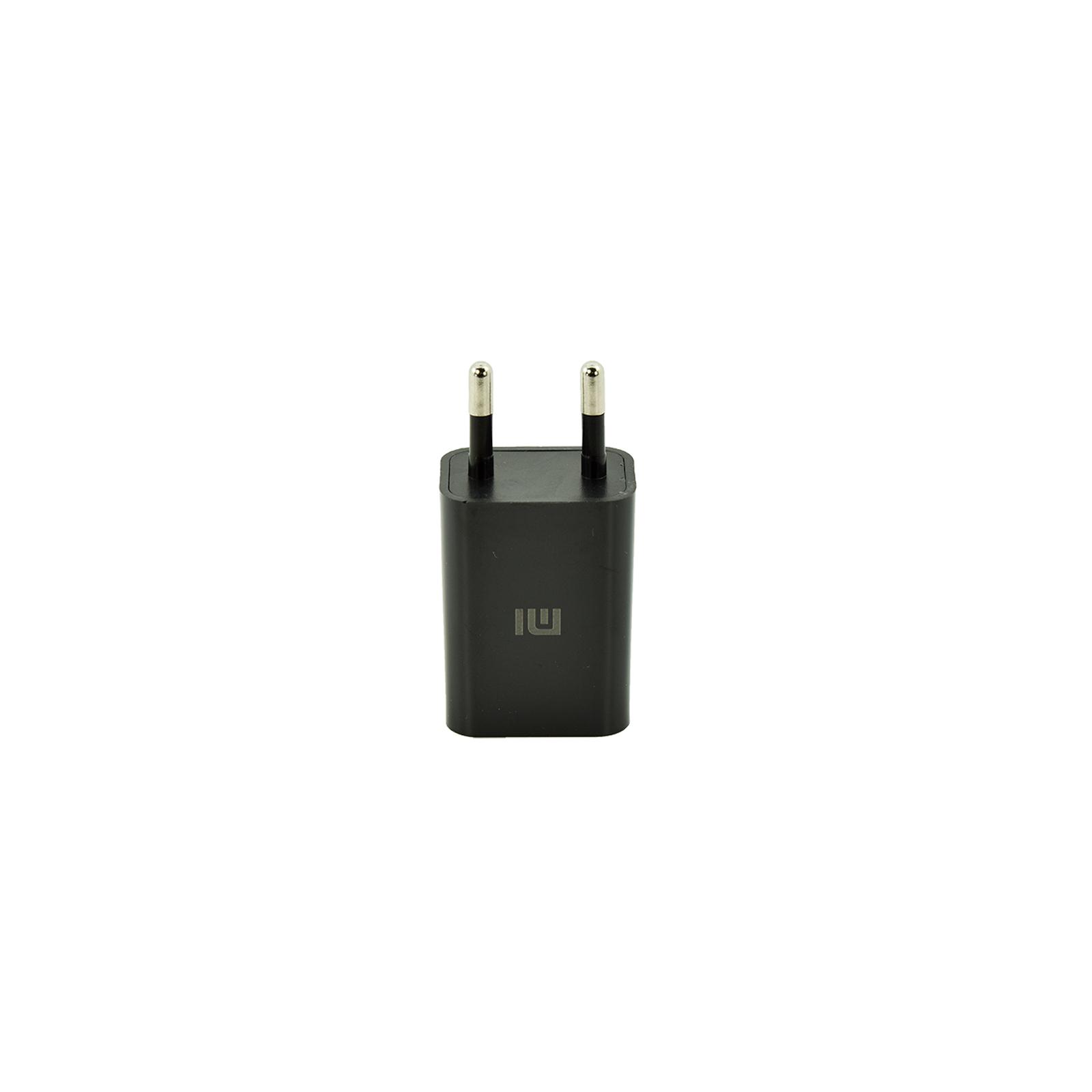 Зарядное устройство Xiaomi CH-P002 1A + cable MicroUSB (41985)