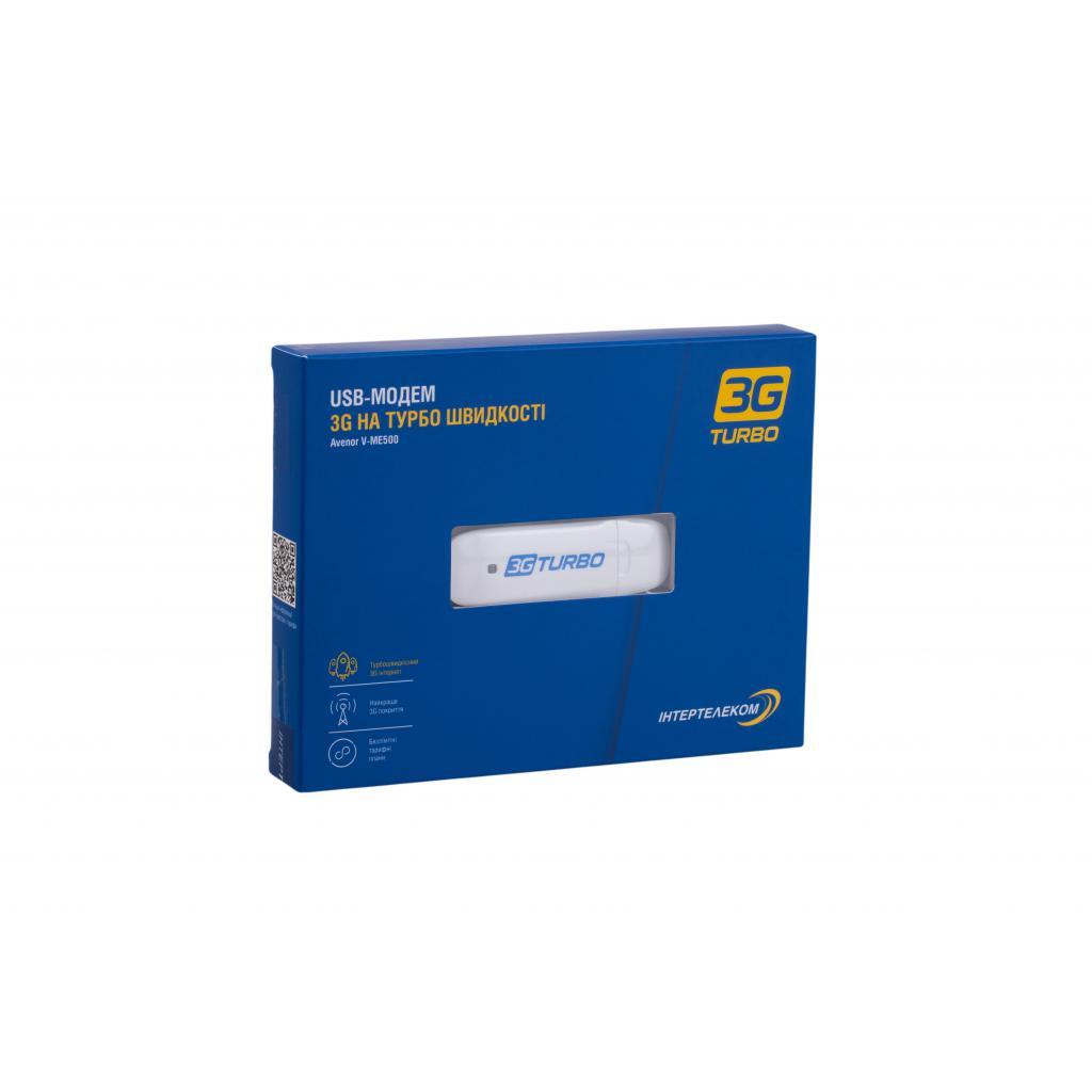Набор для мобильного интернета Інтертелеком 3G Турбо Интернет (Avenor V-ME500)