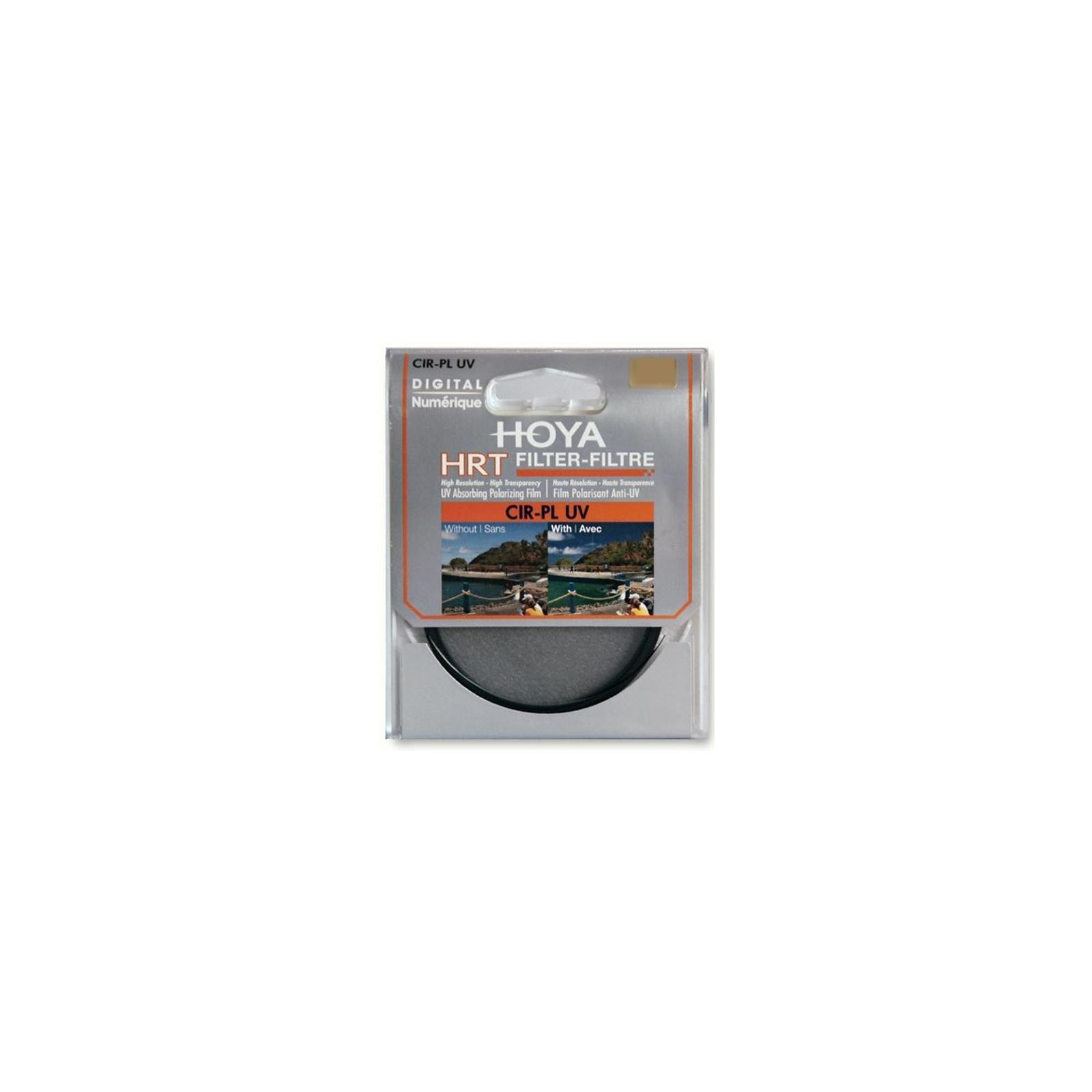 Светофильтр Hoya HRT Pol-Circ. 58mm (0024066051653) изображение 2