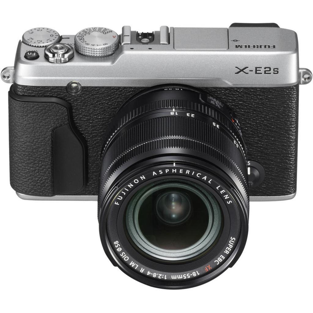 Цифровой фотоаппарат Fujifilm X-E2S XF 18-55 Black Kit (16499227) изображение 2