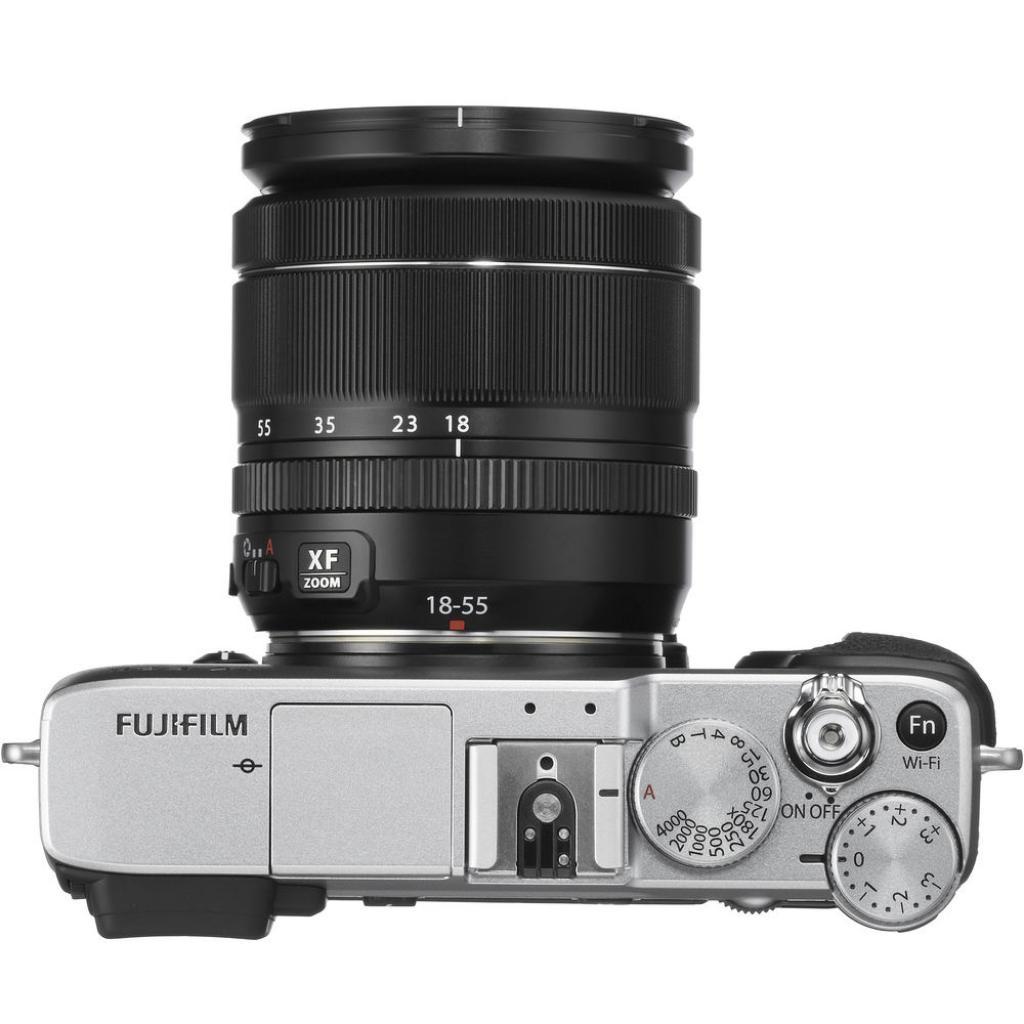 Цифровой фотоаппарат Fujifilm X-E2S XF 18-55 Black Kit (16499227) изображение 3
