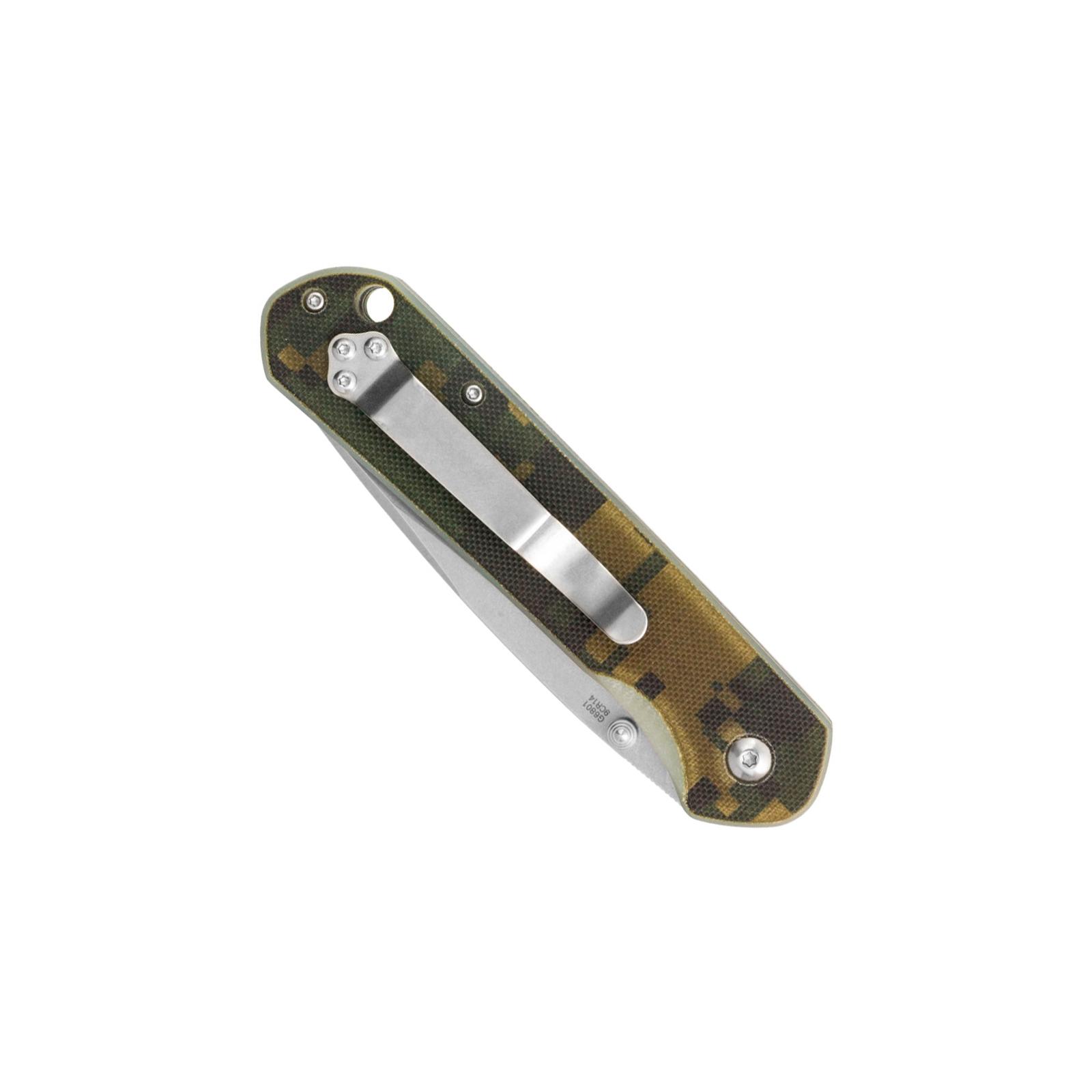Нож Ganzo G6801 оранжевый (G6801-OR) изображение 3