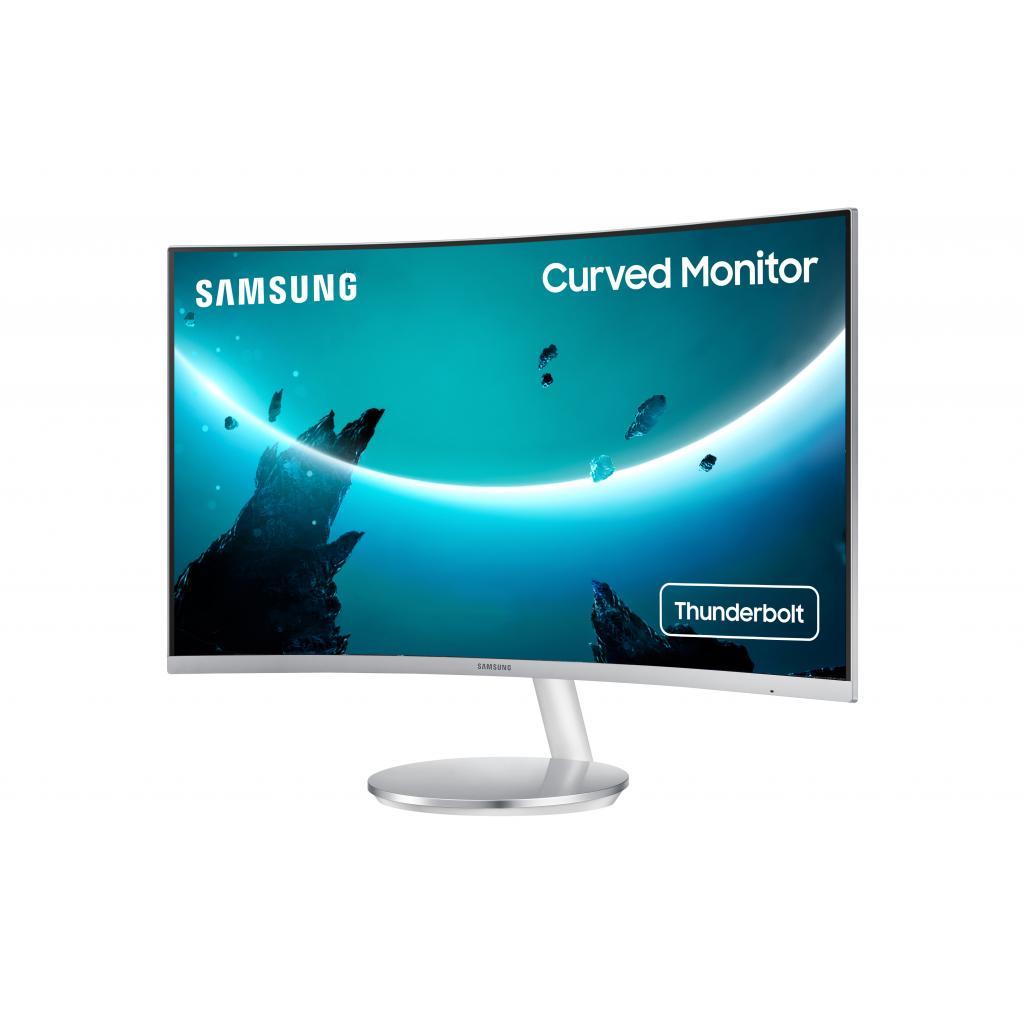 Монитор Samsung C27F591F (LC27F591FDIXCI) изображение 3