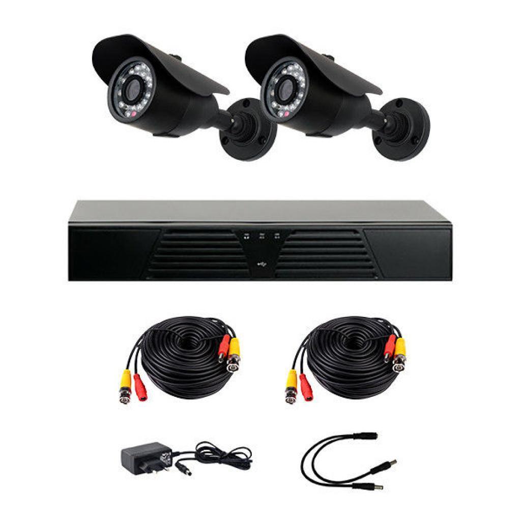 Комплект видеонаблюдения CoVi HVK-2001 AHD KIT