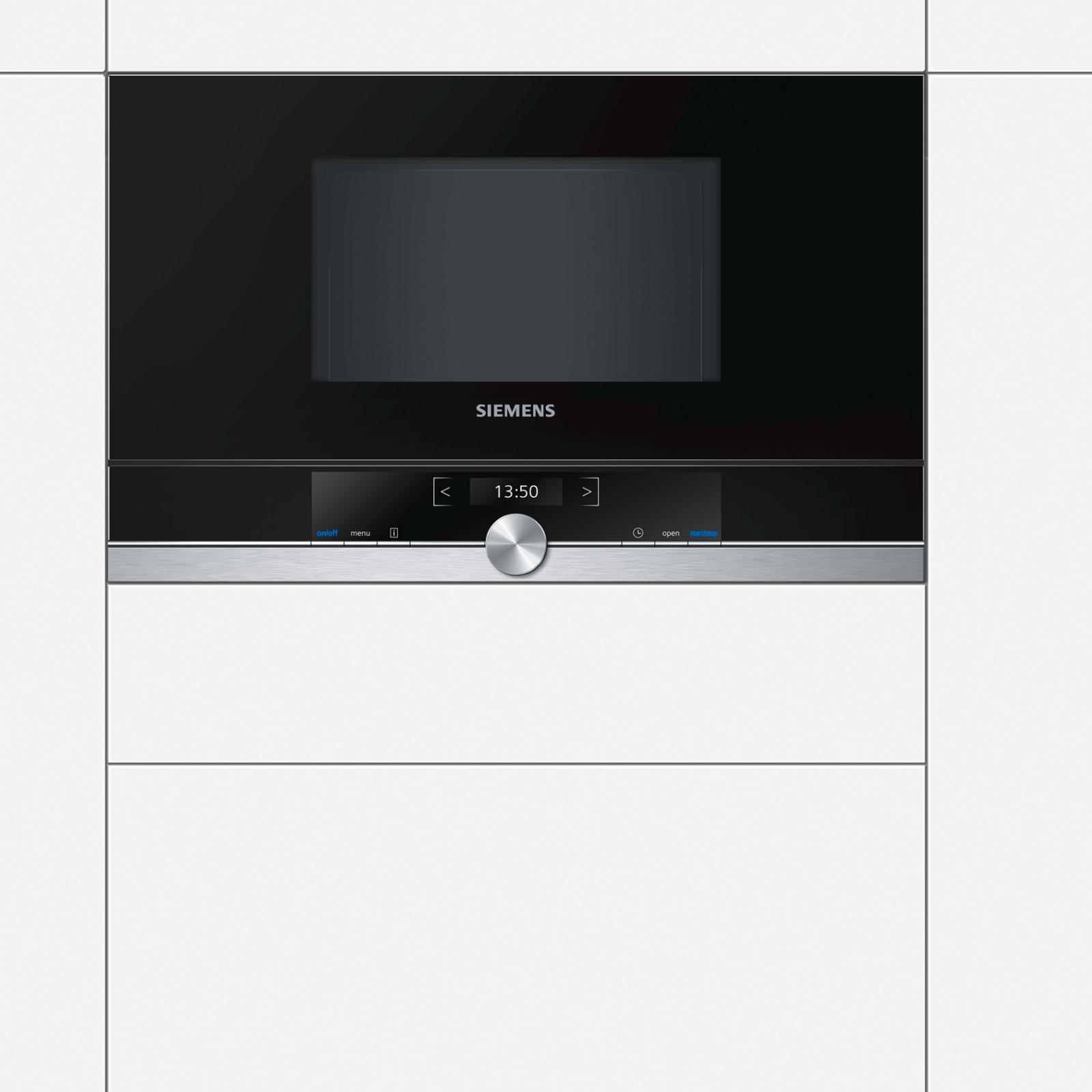 Микроволновая печь Siemens BF 634 LGS1 (BF634LGS1) изображение 3