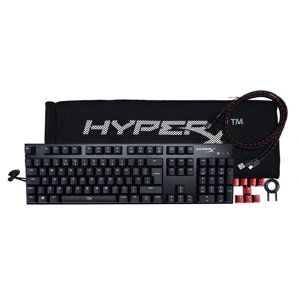 Клавиатура HyperX Alloy FPS MX Blue (HX-KB1BL1-RU/A5) изображение 6