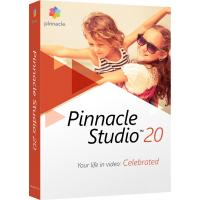 ПО для мультимедиа Corel Pinnacle Studio 20 Standard ML RU/EN for Windows (PNST20STMLEU)