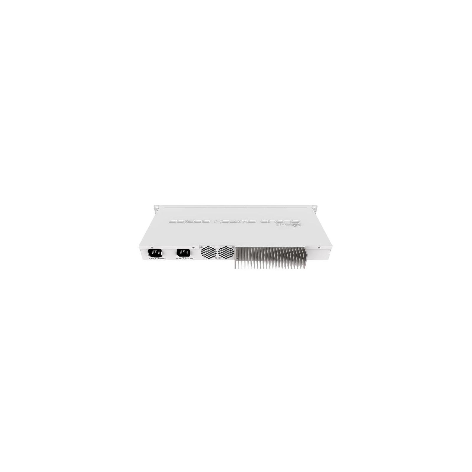 Коммутатор сетевой Mikrotik CRS317-1G-16S+RM изображение 2