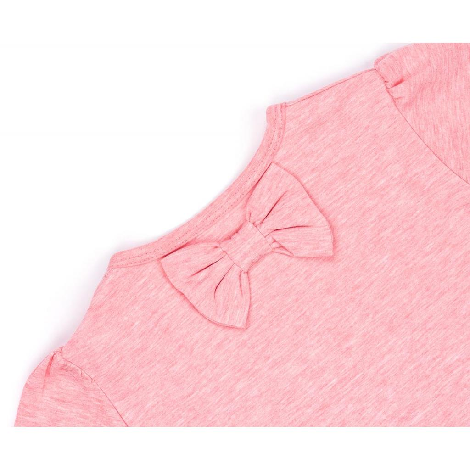 Кофта Breeze со звездой и оборкой (10536-110G-pink) изображение 4