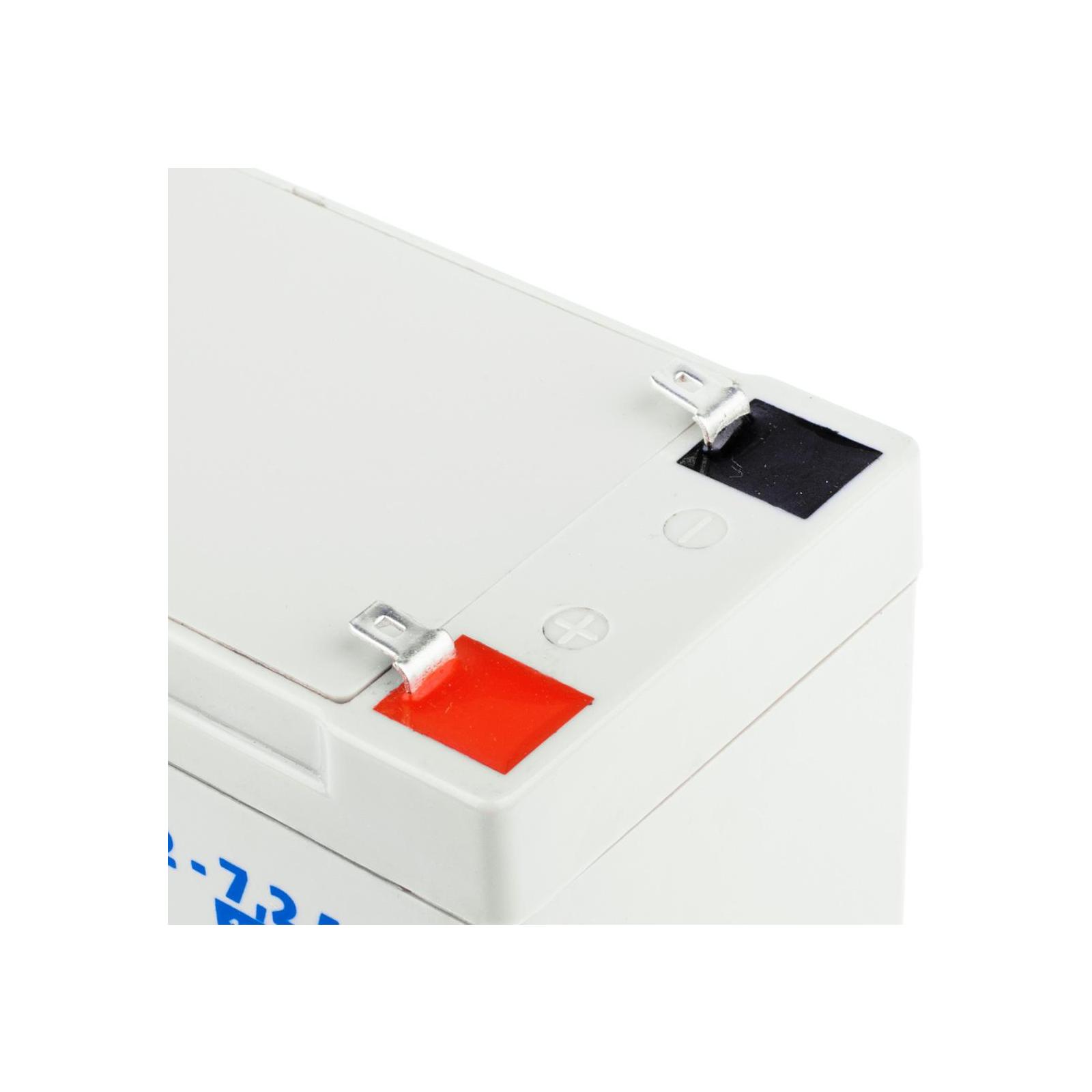 Батарея к ИБП LogicPower LPM MG 12В 7.2Ач (6553) изображение 3