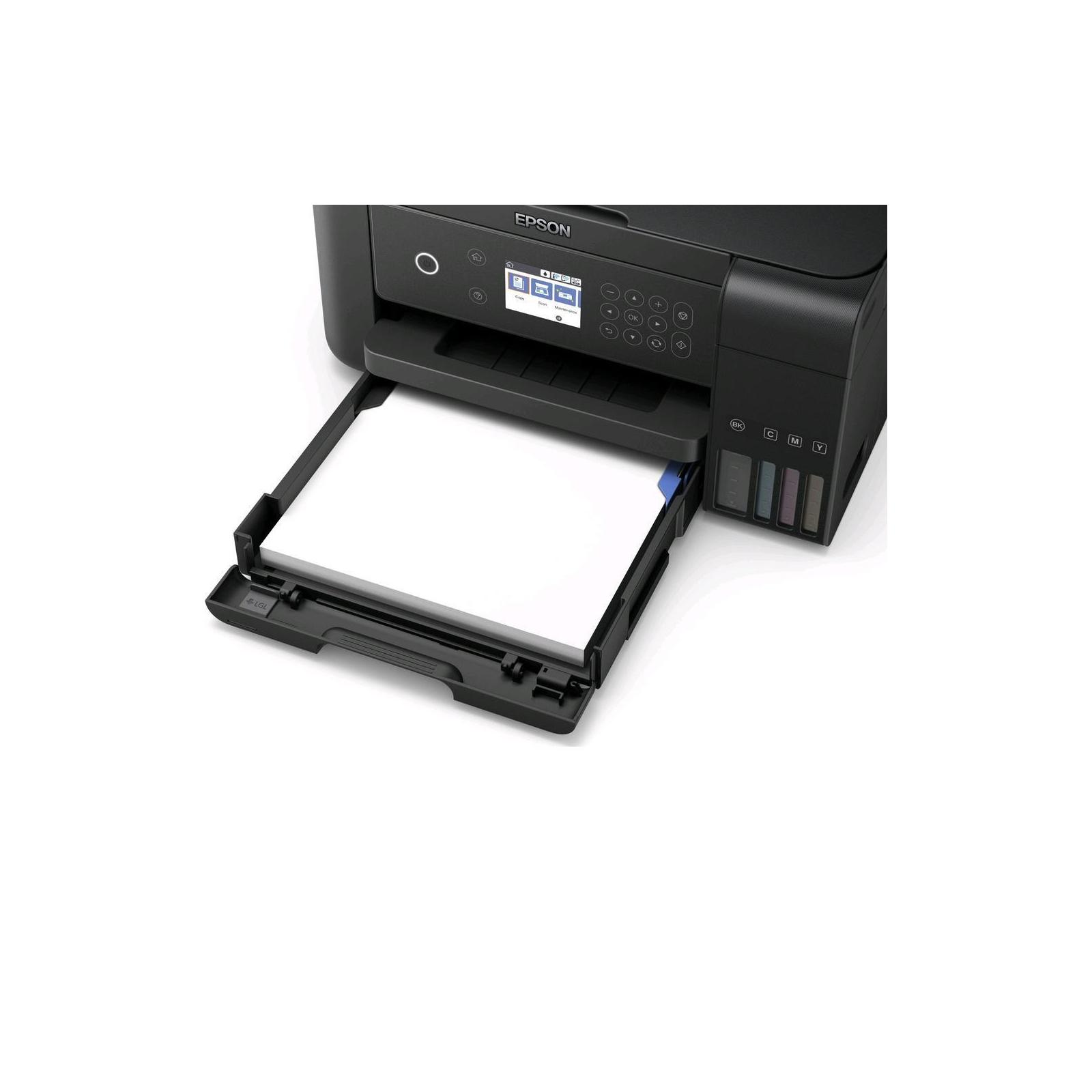 Многофункциональное устройство Epson L6160 c WiFi (C11CG21404) изображение 3