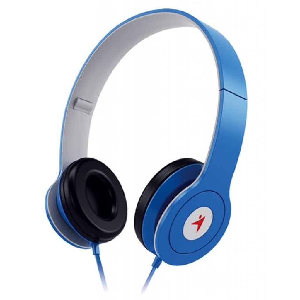 Наушники Genius HS-M450 Blue (31710200103)