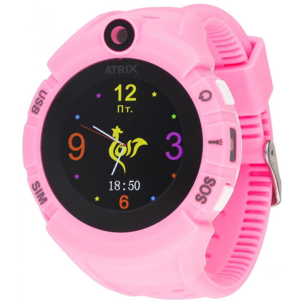 Смарт-годинник ATRIX iQ700 GPS Pink ціни в Києві та Українi - купити ... 2ff478f799cf1