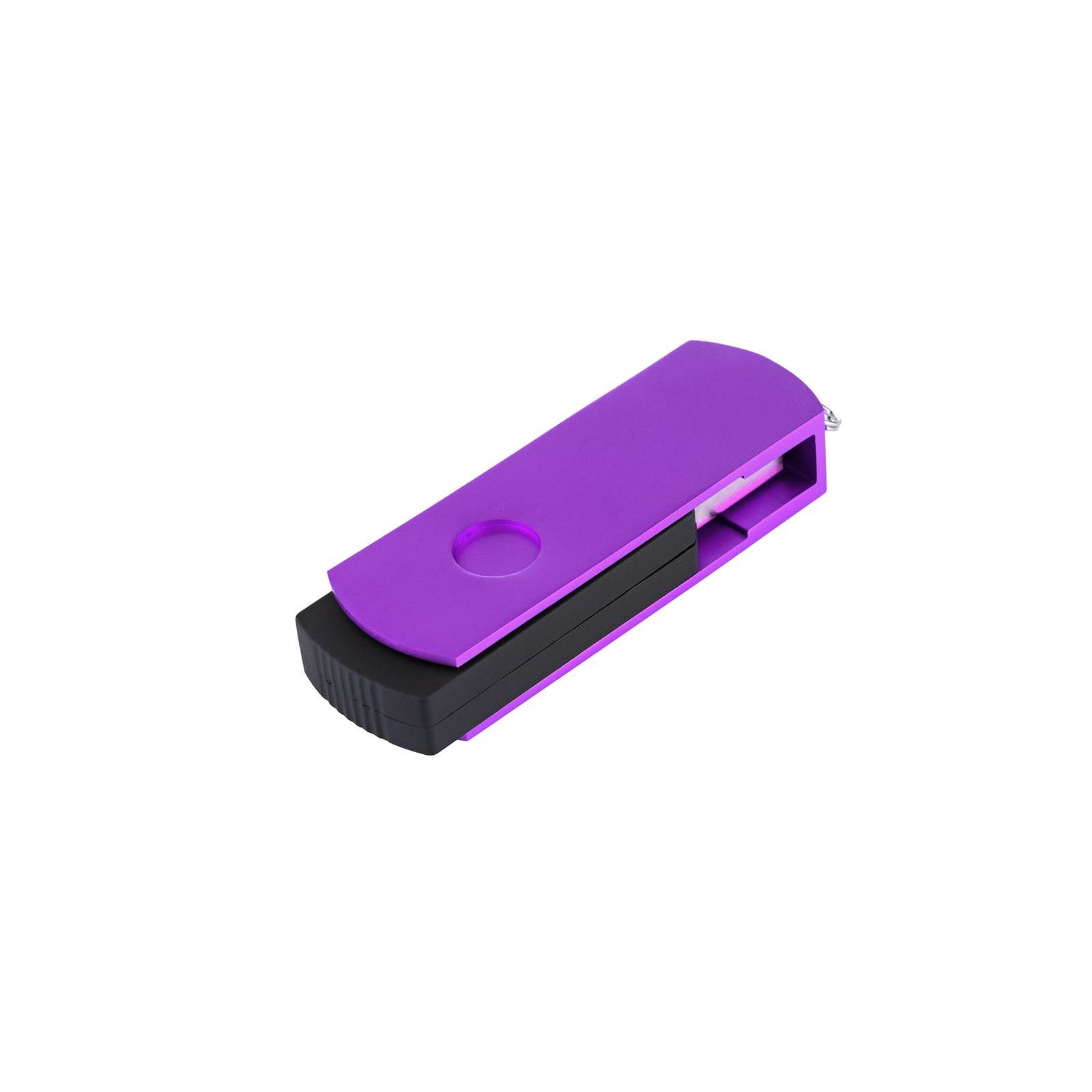 USB флеш накопитель eXceleram 64GB P2 Series Red/Black USB 2.0 (EXP2U2REB64) изображение 6