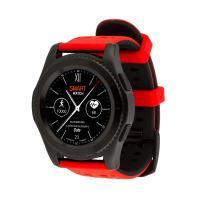Смарт-часы ATRIX Smart watch X4 GPS PRO black-red