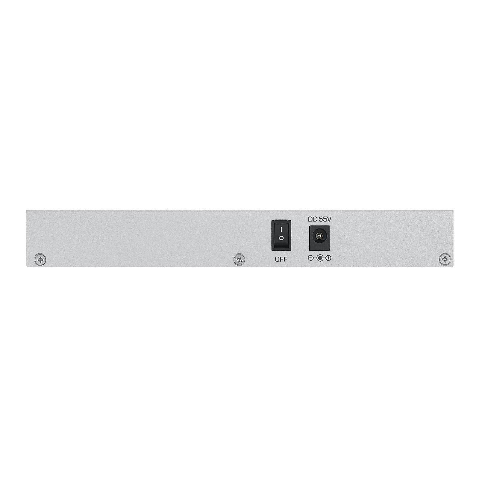 Коммутатор сетевой ZyXel GS1200-5HP (GS1200-5HP-EU0101F) изображение 4