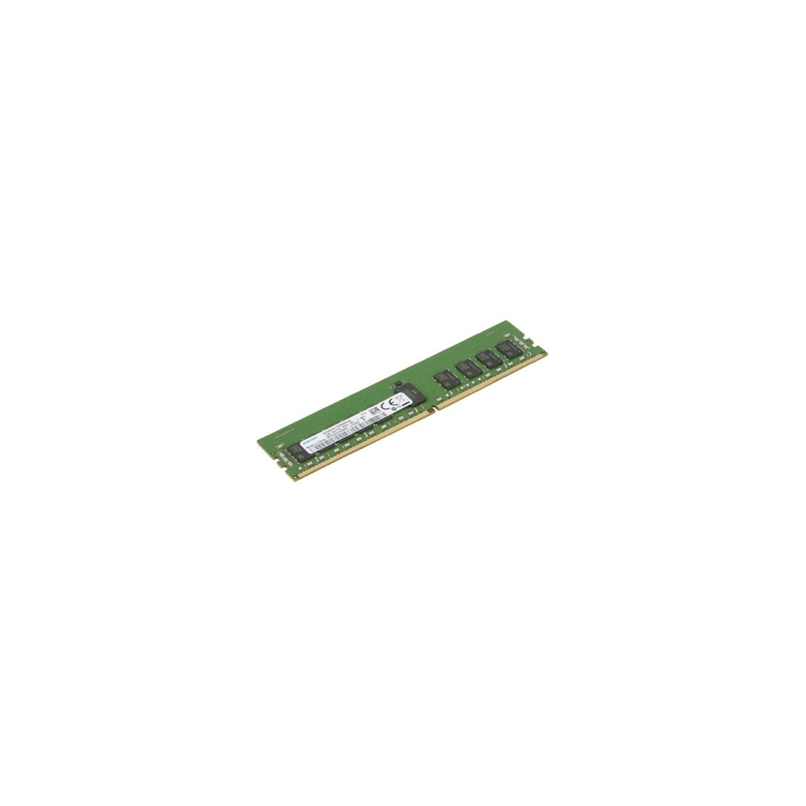 Модуль памяти для сервера DDR4 16GB ECC RDIMM 2666MHz 1Rx4 1.2V CL19 Samsung (M393A2K40BB2-CTD)