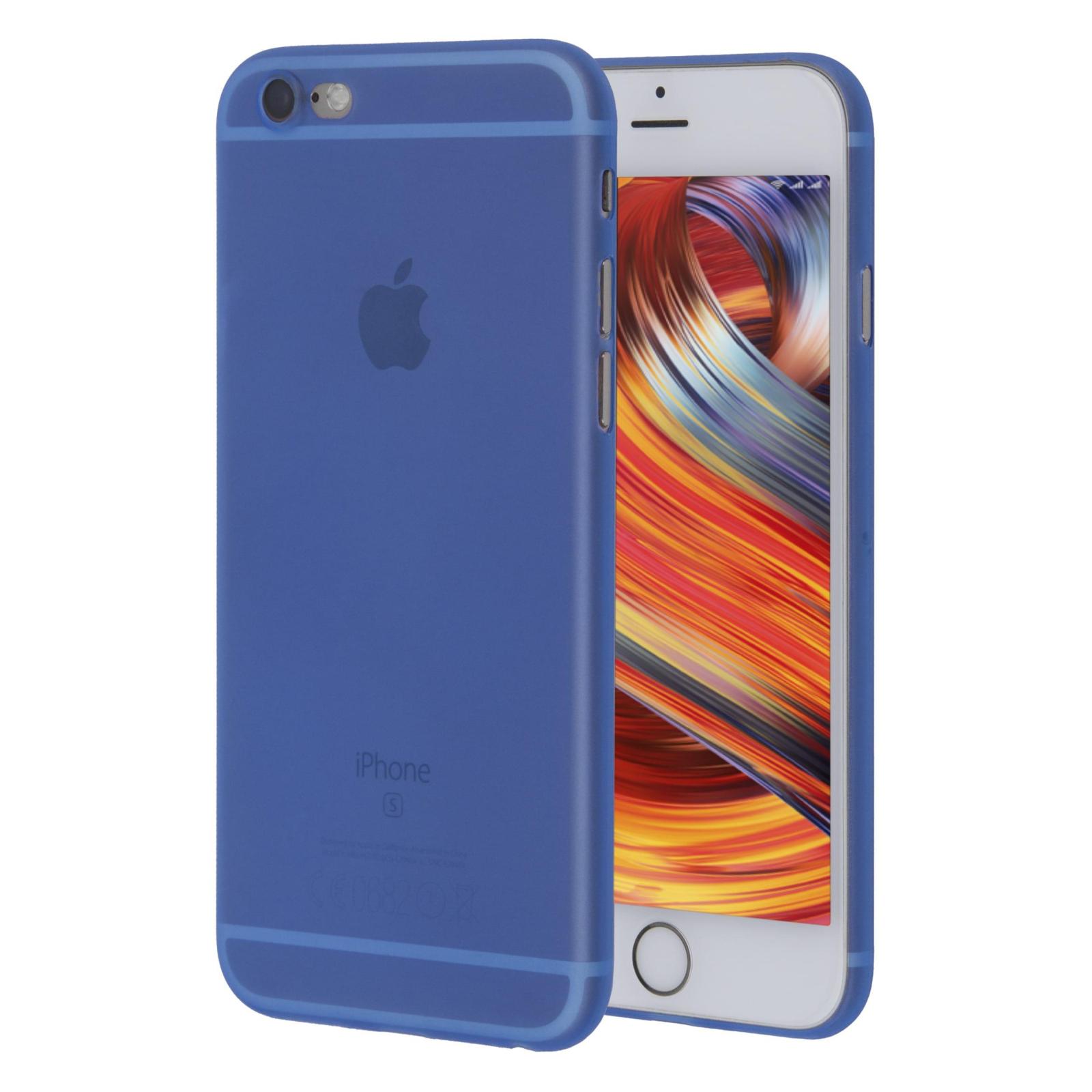 Чехол для моб. телефона MakeFuture Ice Case (PP) для Apple iPhone 6 Blue (MCI-AI6BL) изображение 2