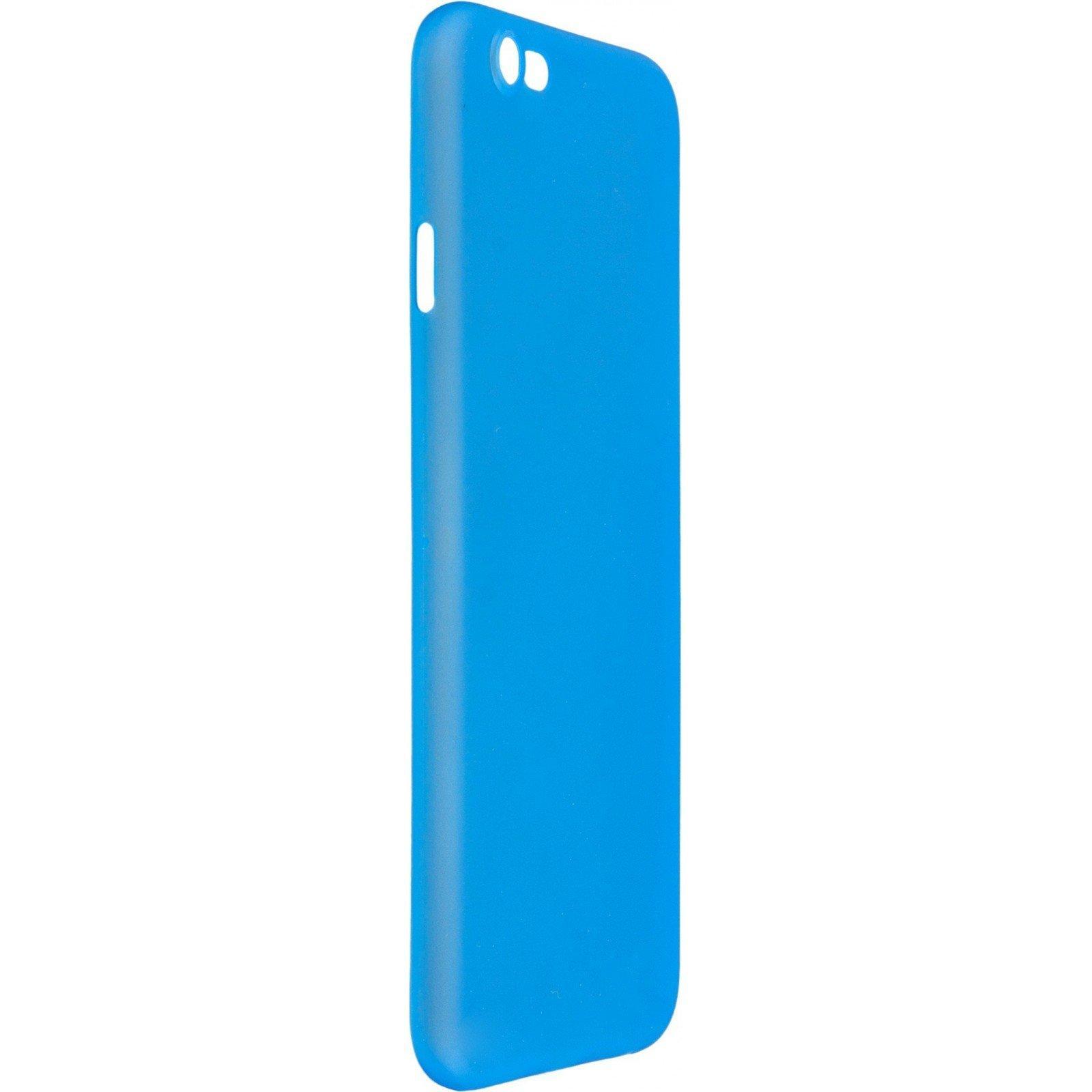 Чехол для моб. телефона MakeFuture Ice Case (PP) для Apple iPhone 6 Blue (MCI-AI6BL) изображение 3