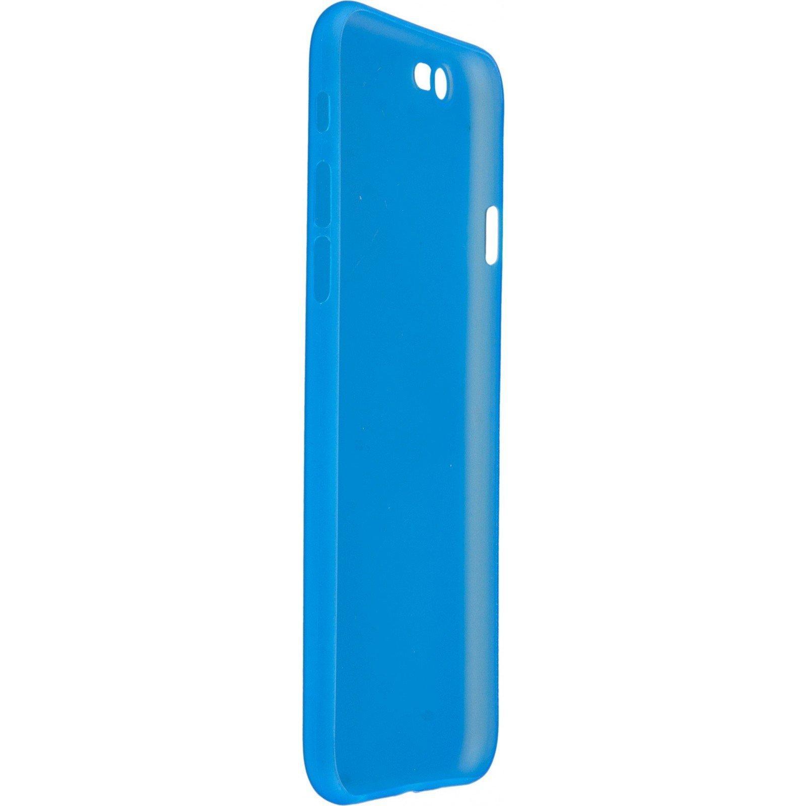 Чехол для моб. телефона MakeFuture Ice Case (PP) для Apple iPhone 6 Blue (MCI-AI6BL) изображение 4