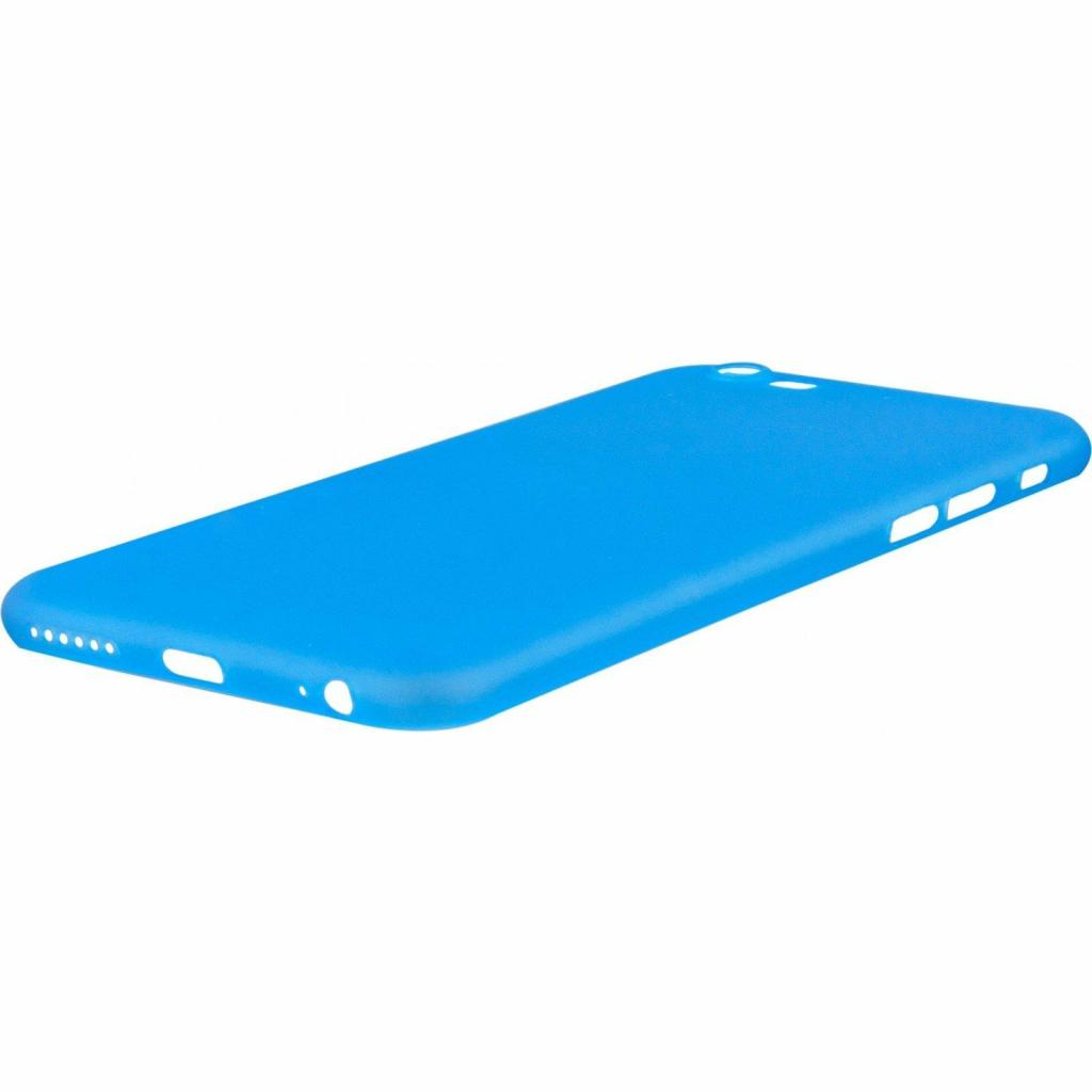 Чехол для моб. телефона MakeFuture Ice Case (PP) для Apple iPhone 6 Blue (MCI-AI6BL) изображение 5
