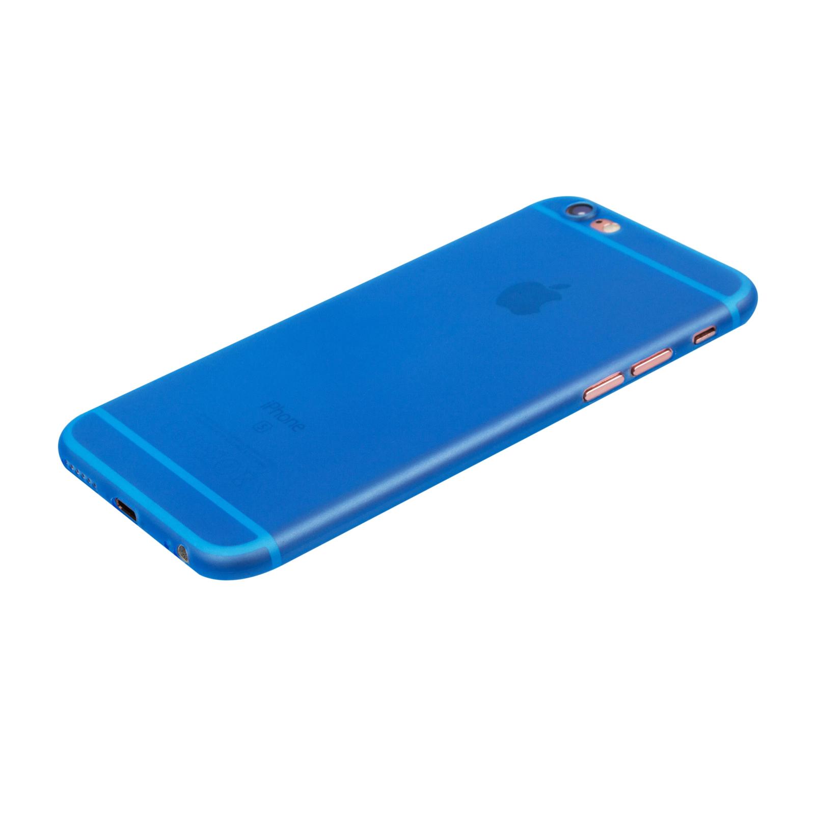 Чехол для моб. телефона MakeFuture Ice Case (PP) для Apple iPhone 6 Blue (MCI-AI6BL) изображение 6