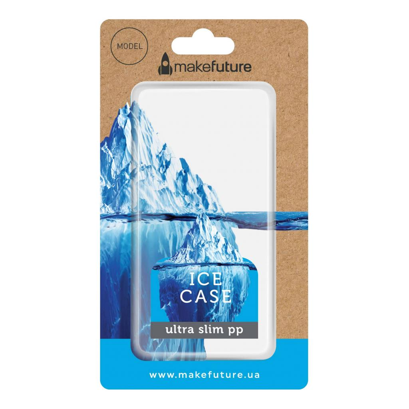 Чехол для моб. телефона MakeFuture Ice Case (PP) для Apple iPhone 6 Blue (MCI-AI6BL) изображение 7