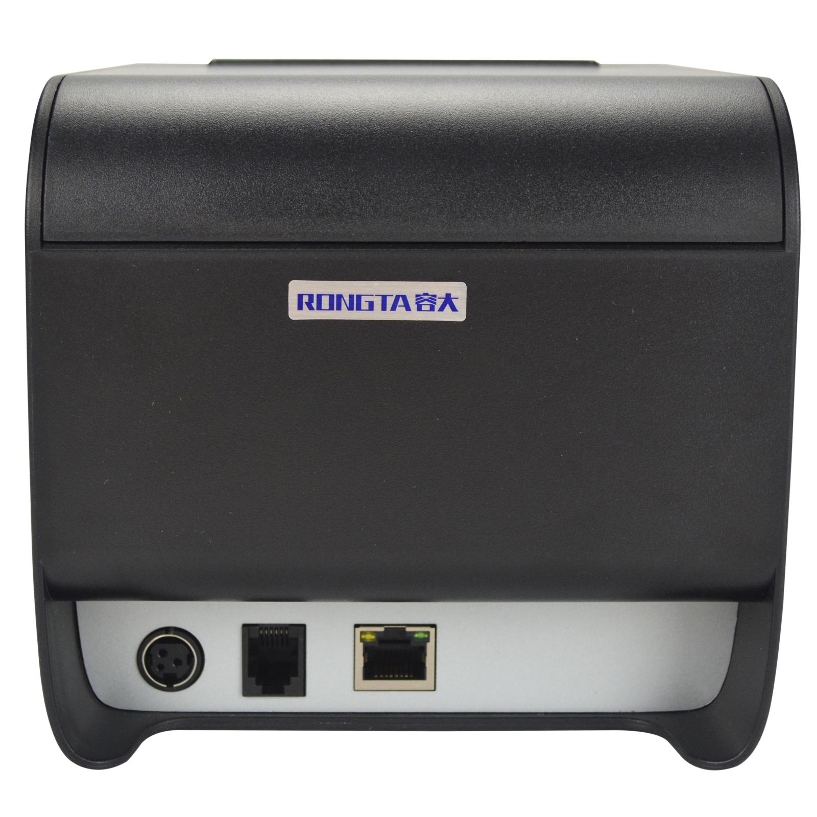 Принтер чеков Rongta RP328 USB+Serial+Ethernet (RP328USE) изображение 3