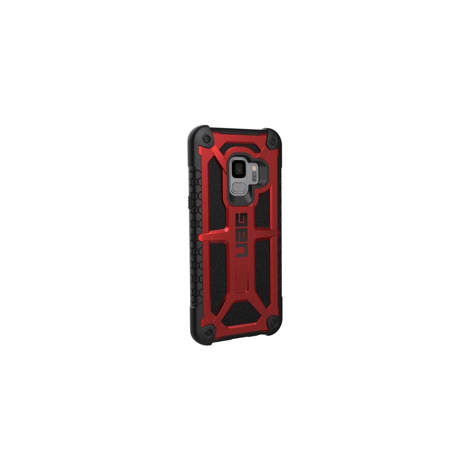 Чехол для моб. телефона Urban Armor Gear Galaxy S9 Monarch Crimson (GLXS9-M-CR) изображение 3