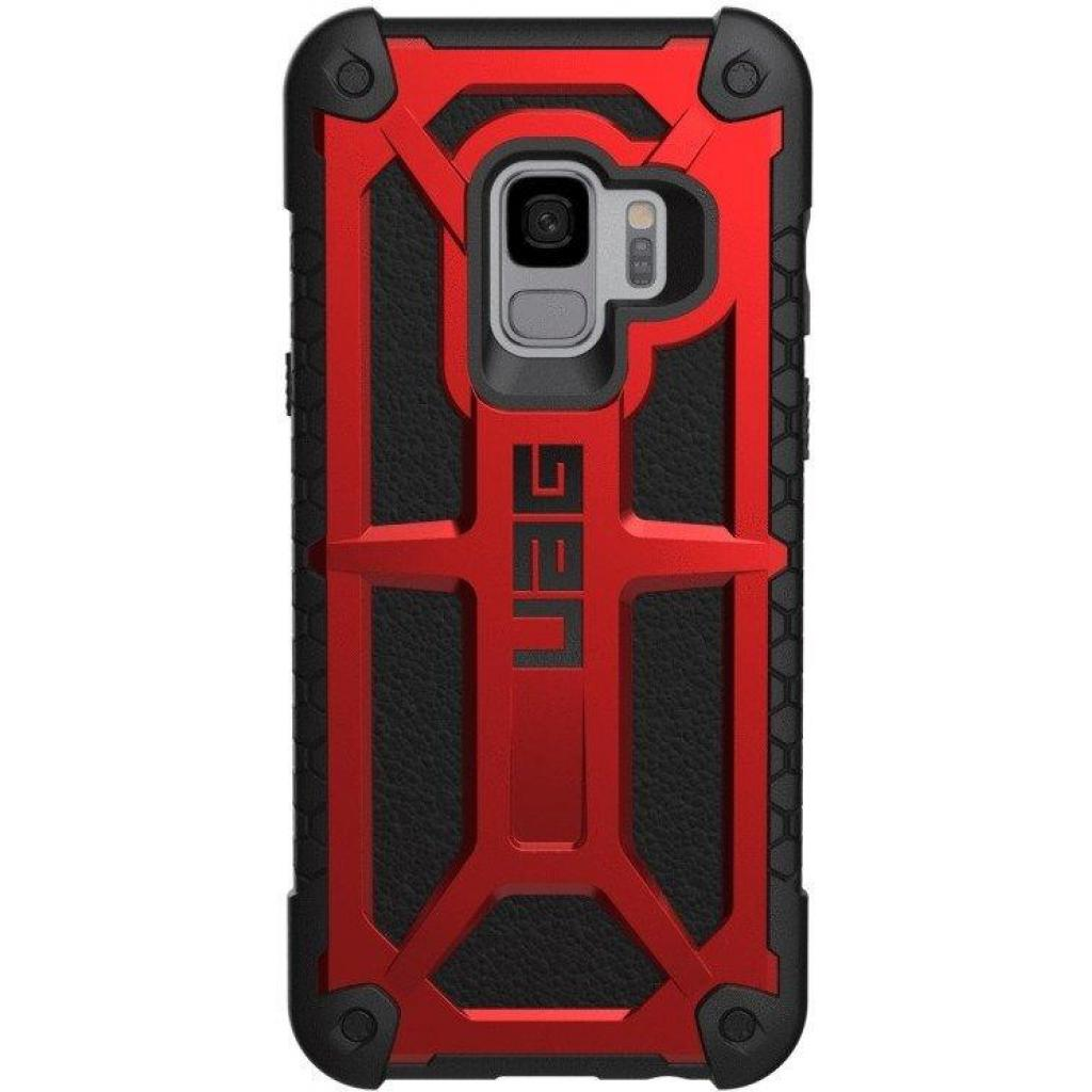 Чехол для моб. телефона Urban Armor Gear Galaxy S9 Monarch Crimson (GLXS9-M-CR)