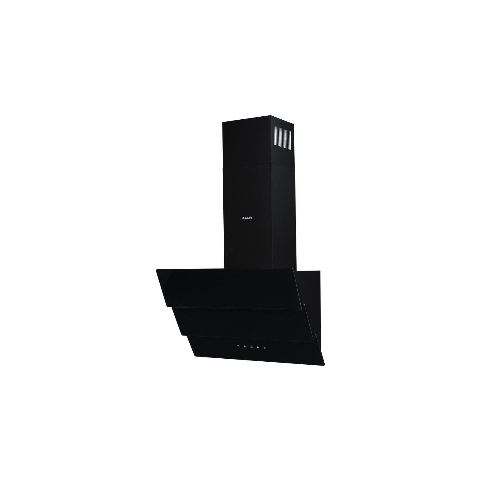 Вытяжка кухонная MINOLA HVS 6682 BL 1000 LED