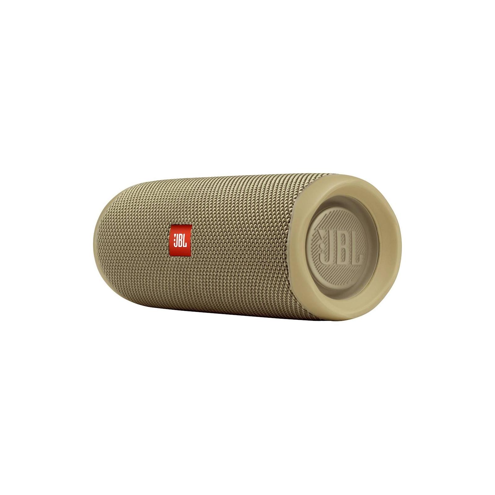 Акустическая система JBL Flip 5 Sand (JBLFLIP5SAND) изображение 2