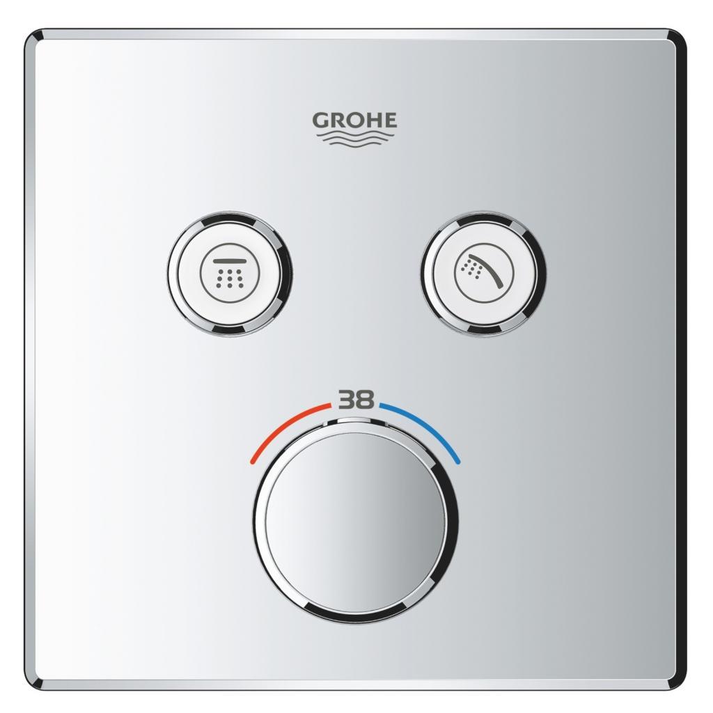 Термостатический смеситель Grohe GRT SmartControl (29124000) изображение 2
