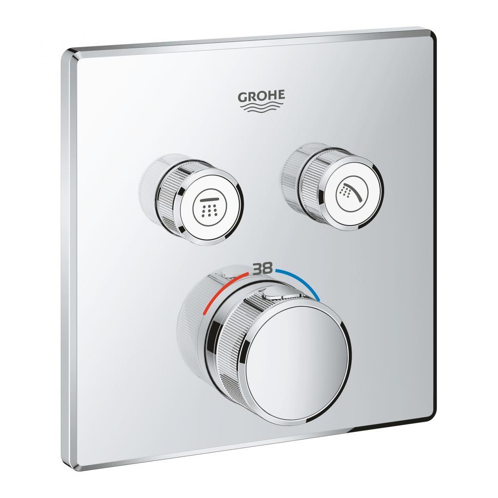 Термостатический смеситель Grohe GRT SmartControl (29124000)