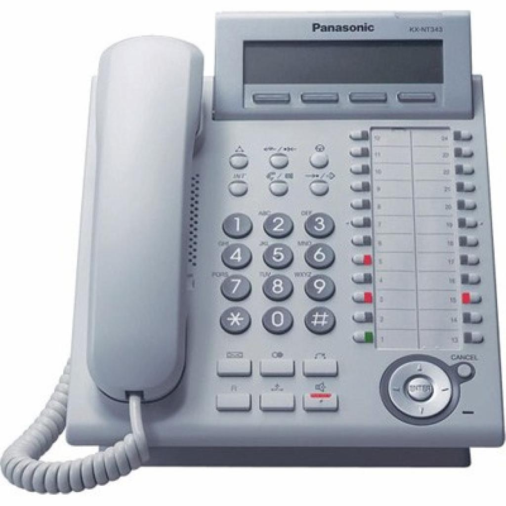 IP телефон PANASONIC KX-NT343RU