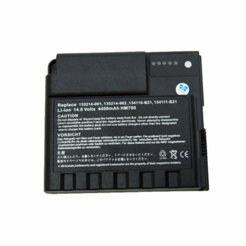 Аккумулятор для ноутбука HP M700 Drobak (100903)
