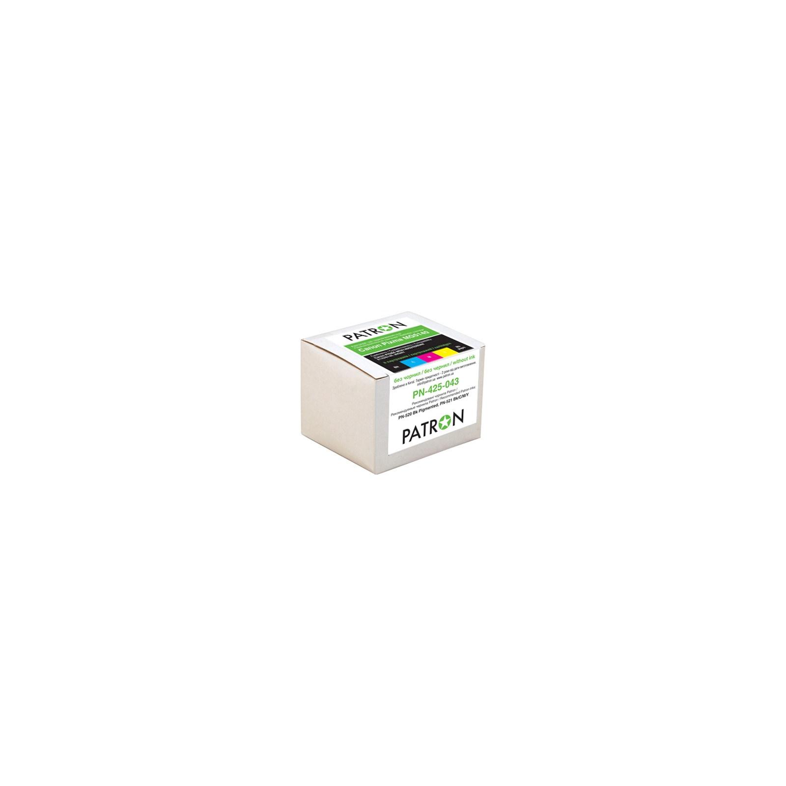 Комплект перезаправляемых картриджей PATRON CANON PIXMA MG5140 (5шт) (CIR-PN-CPGI425C-044)